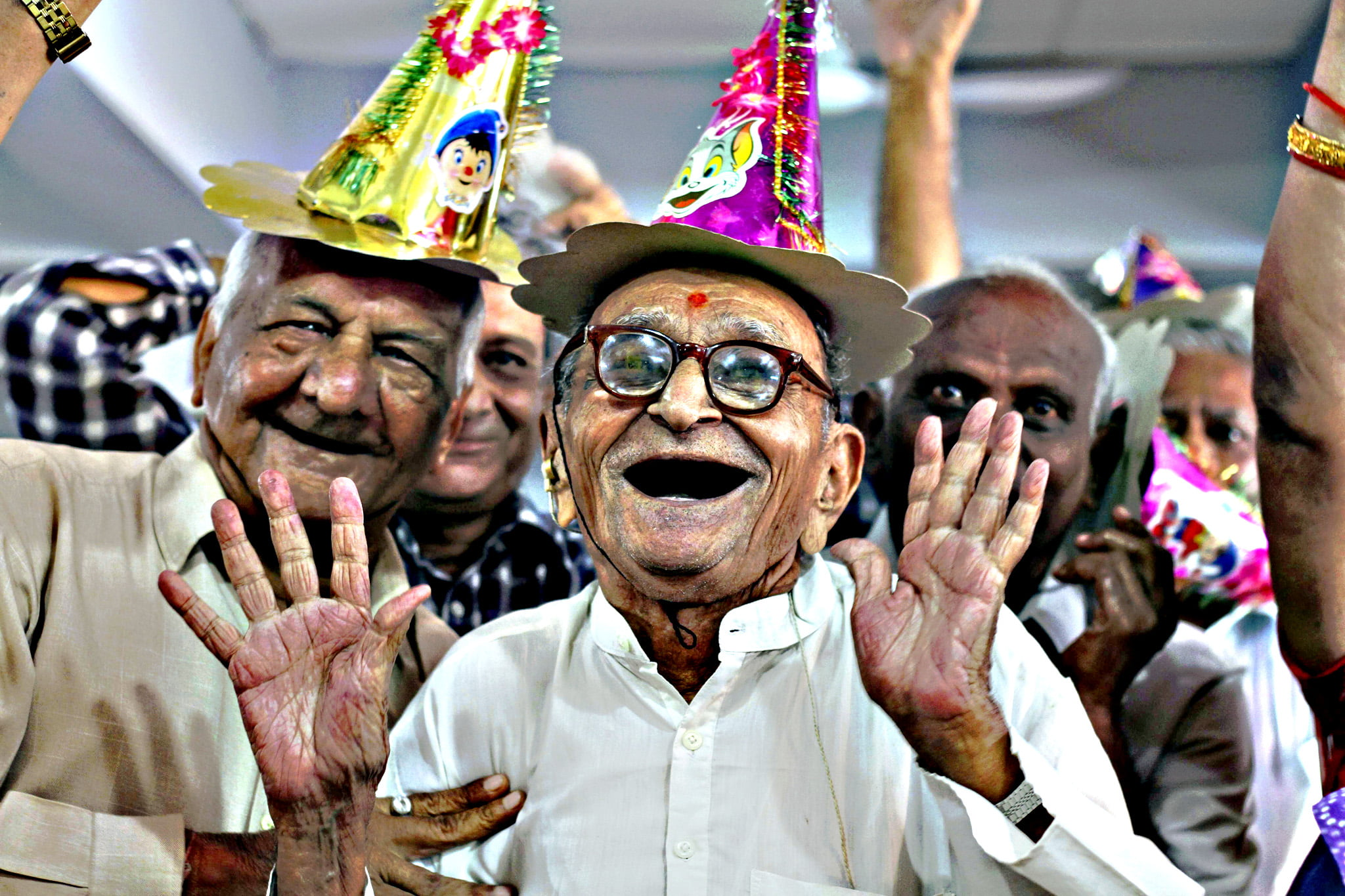 old age party